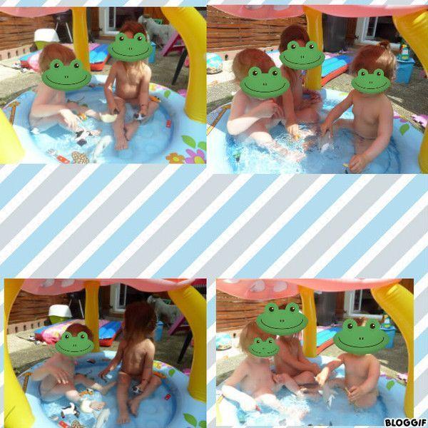 Vive la piscine for Piscine carre senart